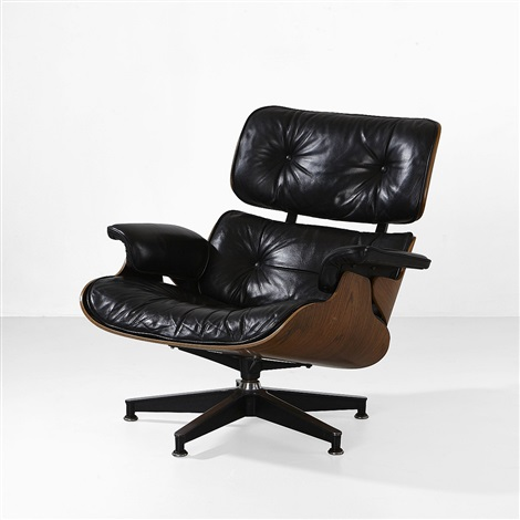 charles and ray eames lounge chair 1956 79 cm 31 1 in. Black Bedroom Furniture Sets. Home Design Ideas