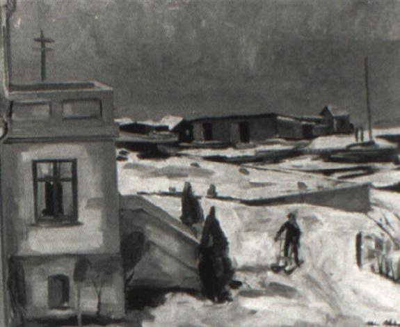 vinter, zlabodarna by albert abbe