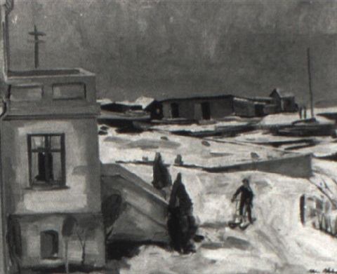 vinter zlabodarna by albert abbe