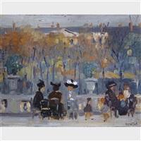 paris by randolph stanley hewton