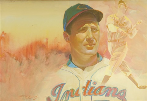 hank greenberg by cw mundy