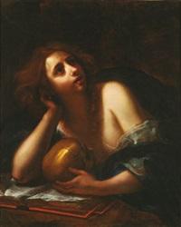 die heilige maria magdalena by simone pignoni