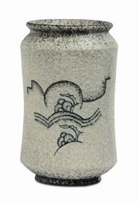 vaso di forma cilindrica by spica