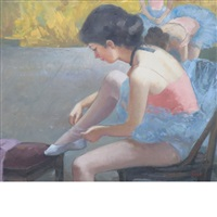 ballerina by madeleine avril