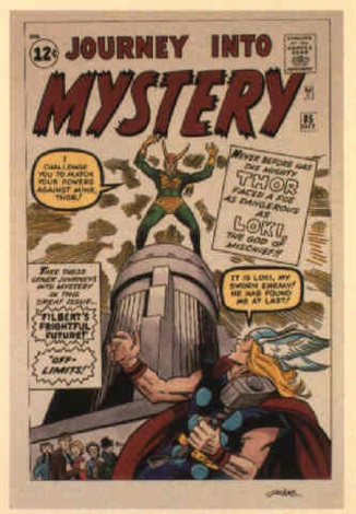 journey into mystery no85 by dick ayers