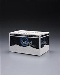 un carton de iceland spring by rob pruitt