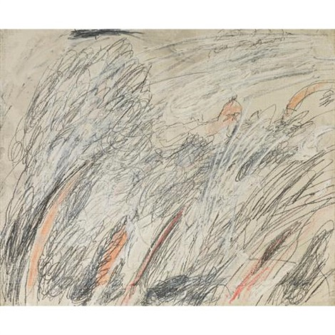 untitled roma by cy twombly