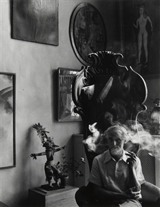 artwork by arnold newman