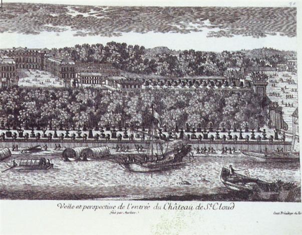 paris chàteau de versailles et ses environs by pierre aveline