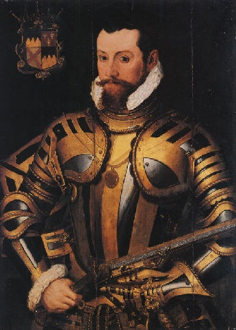 portrait of thomas butler 10th earl of ormonde by steven van der meulen
