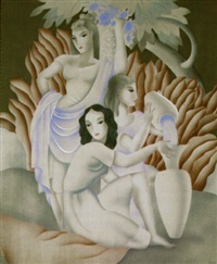 the three graces by ben jorj harris