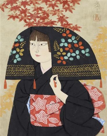 rakuhoku in autumn by kohei morita