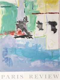 paris review (westwind) by helen frankenthaler