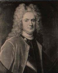 portrait of maurice thompson, lord haversham by john kerseboom