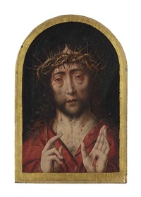christ as the man of sorrows by aelbrecht bouts