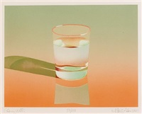 glass of water by mark adams