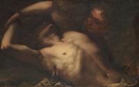 heiliger sebastian by anonymous-italian-bolognese (18)