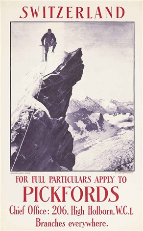 switzerland apply to pickfords by jean gaberell