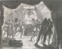 teaterdekorstudie by jonas akerstrom