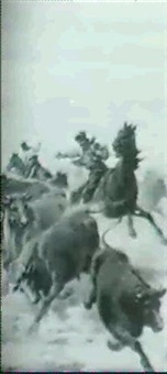 conduciendo el ganado by alvarez primitivo armesto