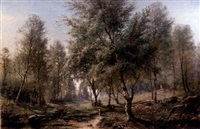 sommarskog by edouard alexandre alexis ankarcrona