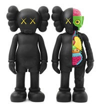 companion (2 works) by kaws