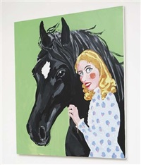 black beauty and vicki by stella vine