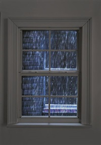 rain by leandro erlich