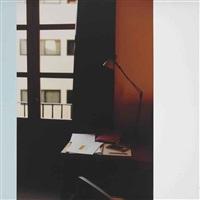 in the studio (el colegio, valencia) by ian wallace