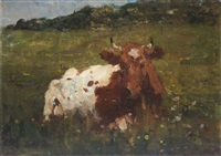 a contented cow by nathaniel hone the younger