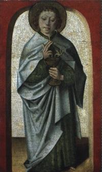 saint jean l'evangéliste by marx reichlich