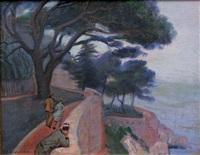 promenade sur la corniche by alexandre joseph alexandrovitch