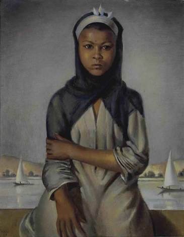 petite fille dassiout by mahmud said