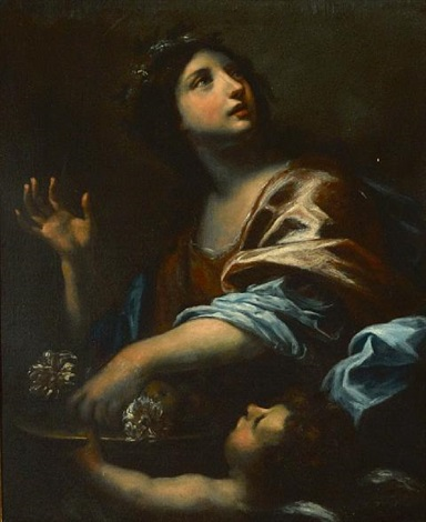 saint dorothy by simone pignoni