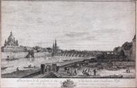 perspective de la galerie et du jardin de son excellence monseigneur le comte de brühl by bernardo bellotto