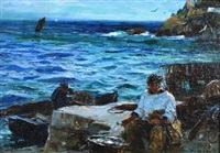 fisherman by john robertson reid