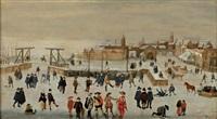 les joies de l'hiver by adam van breen