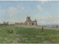 iona abbey by george houston