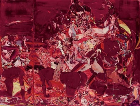 the pyjama game by cecily brown