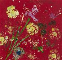 fiorile rosso by massimo barzagli