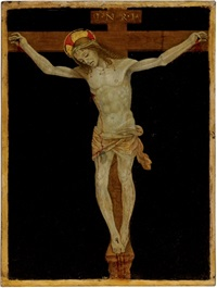 christ on the cross by filippo (filippino) lippi
