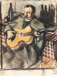 chitaristul by corneliu baba