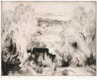 hondo valley westward by gene kloss