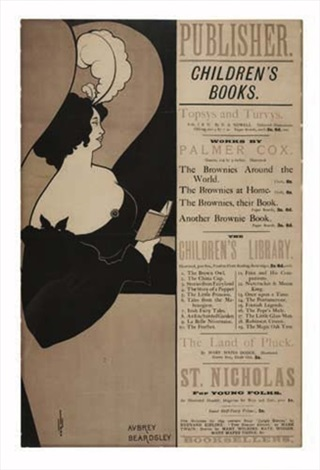 childrens books by aubrey vincent beardsley