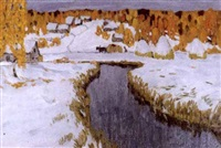 la neige est tombe by vladimir bobrov