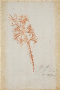 lilies by johann wolfgang von goethe