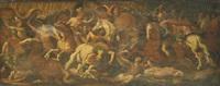 scène de bataille by andrea di lione