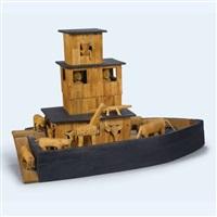 noah's ark by edgar tolson