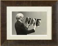 andy warhol by philippe morillon