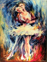 romeo and juliet i by leonid afremov
